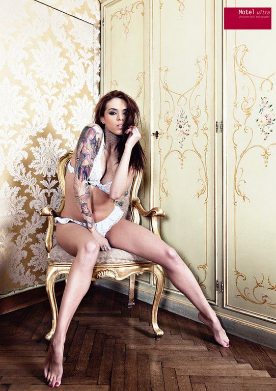 Tatouées et sexy #8 (26 photos)