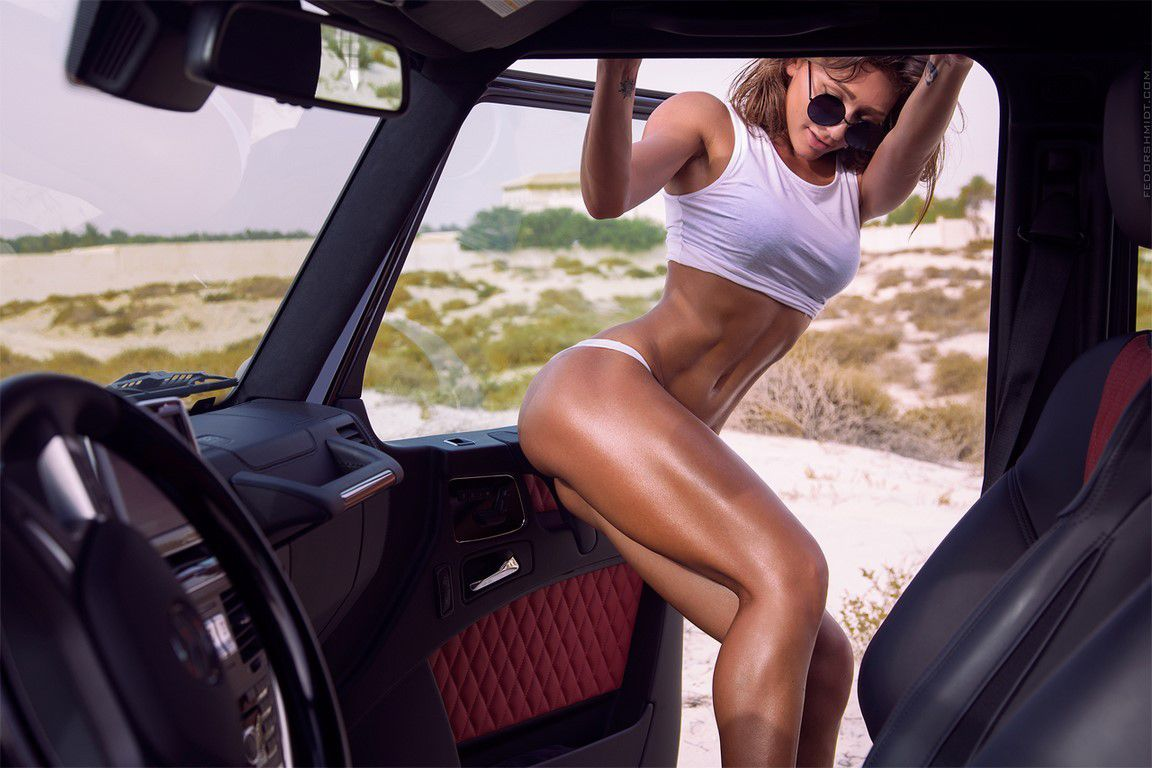 En voiture Simone ! (26 PHOTOS+ 1 VIDEO)