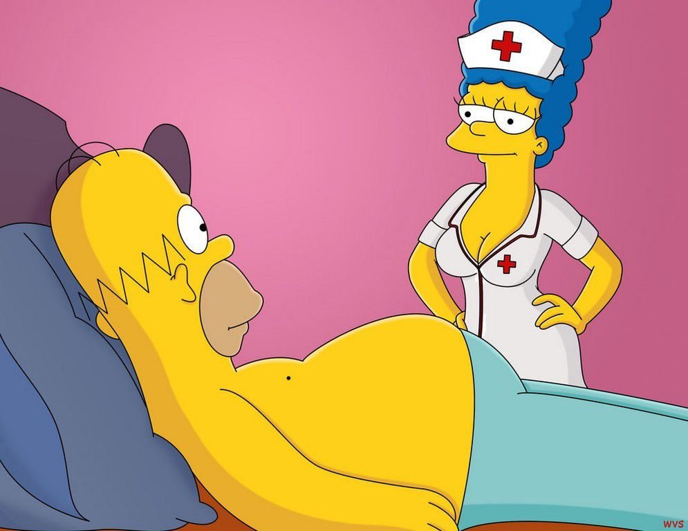 Les Simpson en mode Hot,Sexy (15 images)