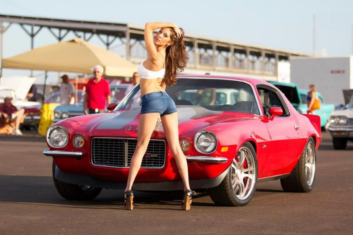camaros and girls porn