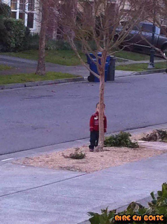 Quand les petits jouent à cache-cache !!! (81 PHOTOS)