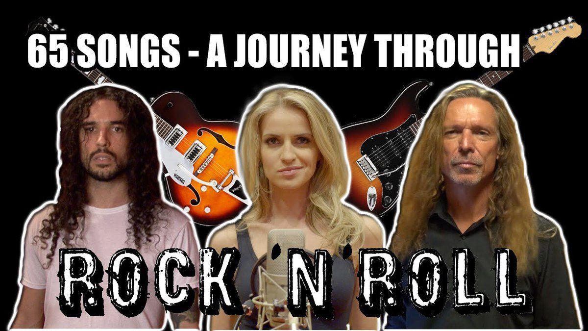 Voyage à travers le rock &amp&#x3B; roll en 65 chansons