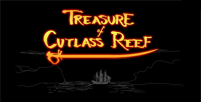 Treasure of Cutlass Reaf - Jeu Flash