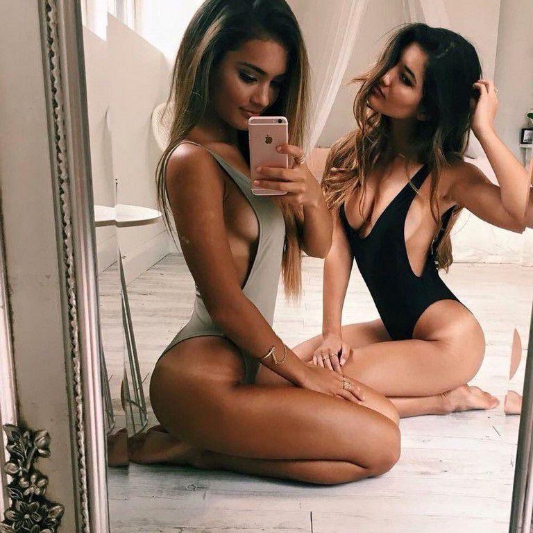 Des selfies de jolies filles pour vous faire oublier qu'on est que lundi (68 Photos)