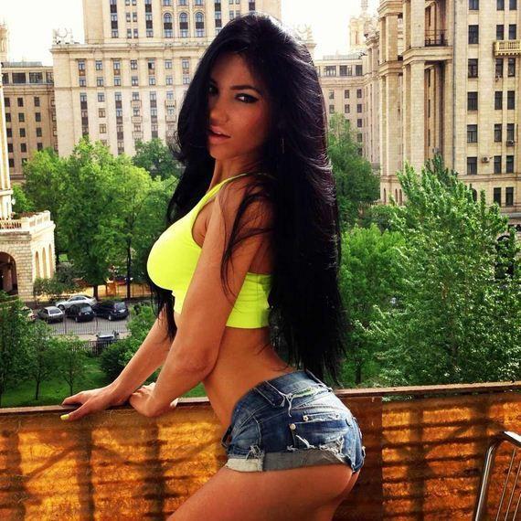 10 bonnes raisons de suivre Svetlana Bilyalova sur instagram