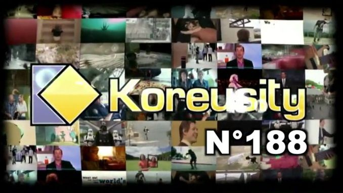 Compilation Koreusity n°188