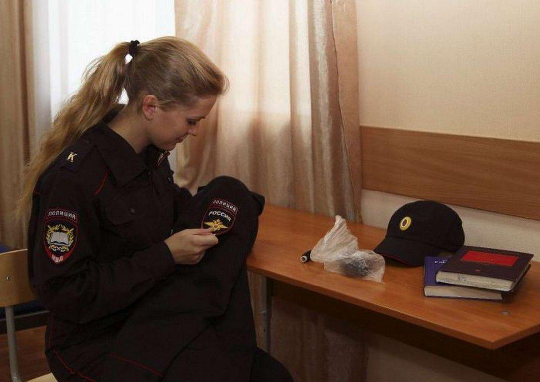 Armes fatales de la police russe (53 Photos)