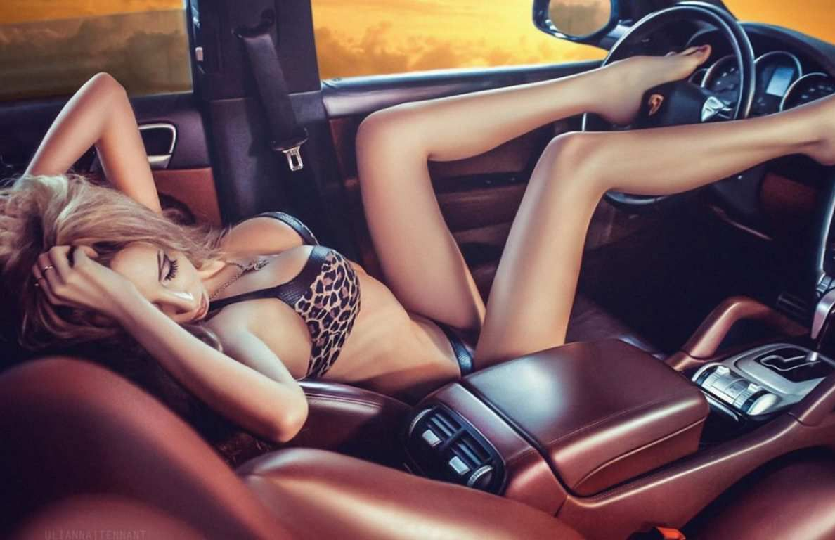 En voiture Simone ! (52 Photos)