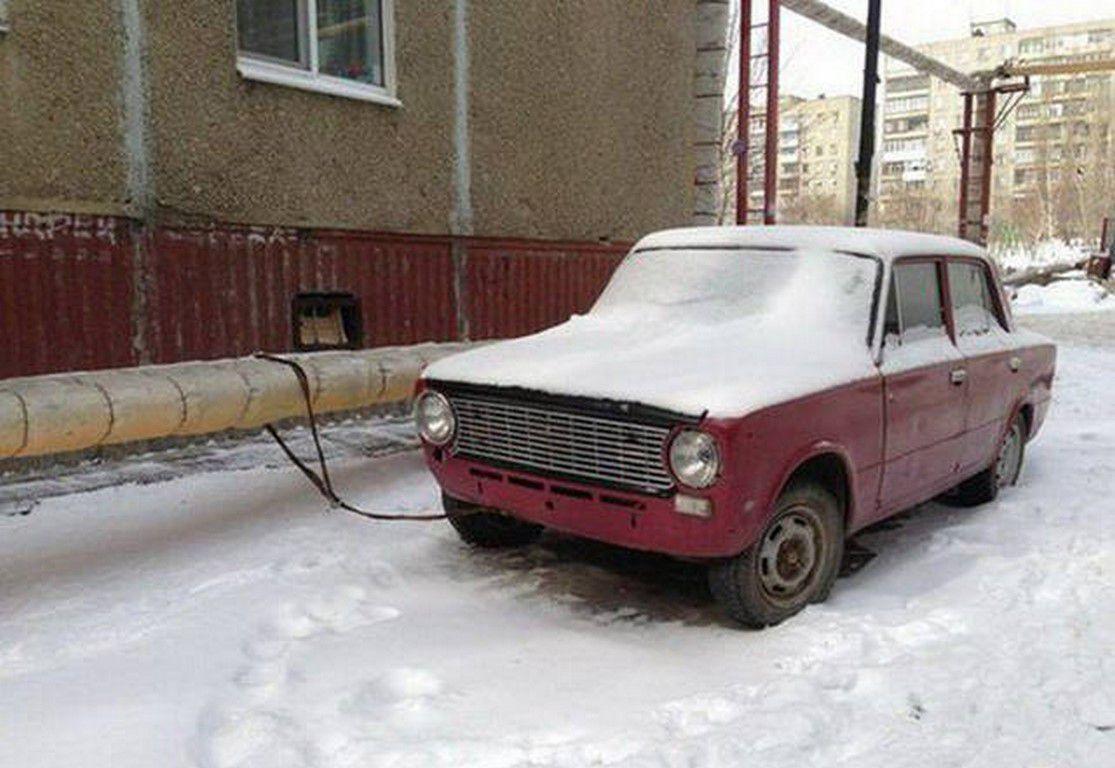 Il était une fois en Russie (81 Photos)