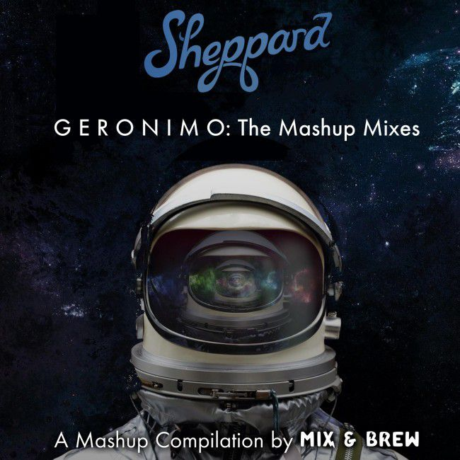 DAW-GUN - What's Up Geronimo? (4 Non-Blondes vs Sheppard)