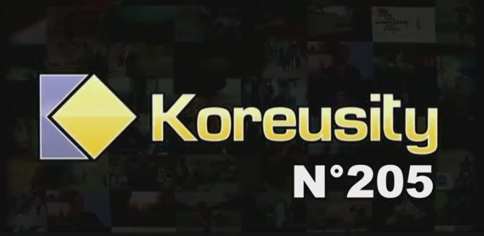 Compilation Koreusity n° 205