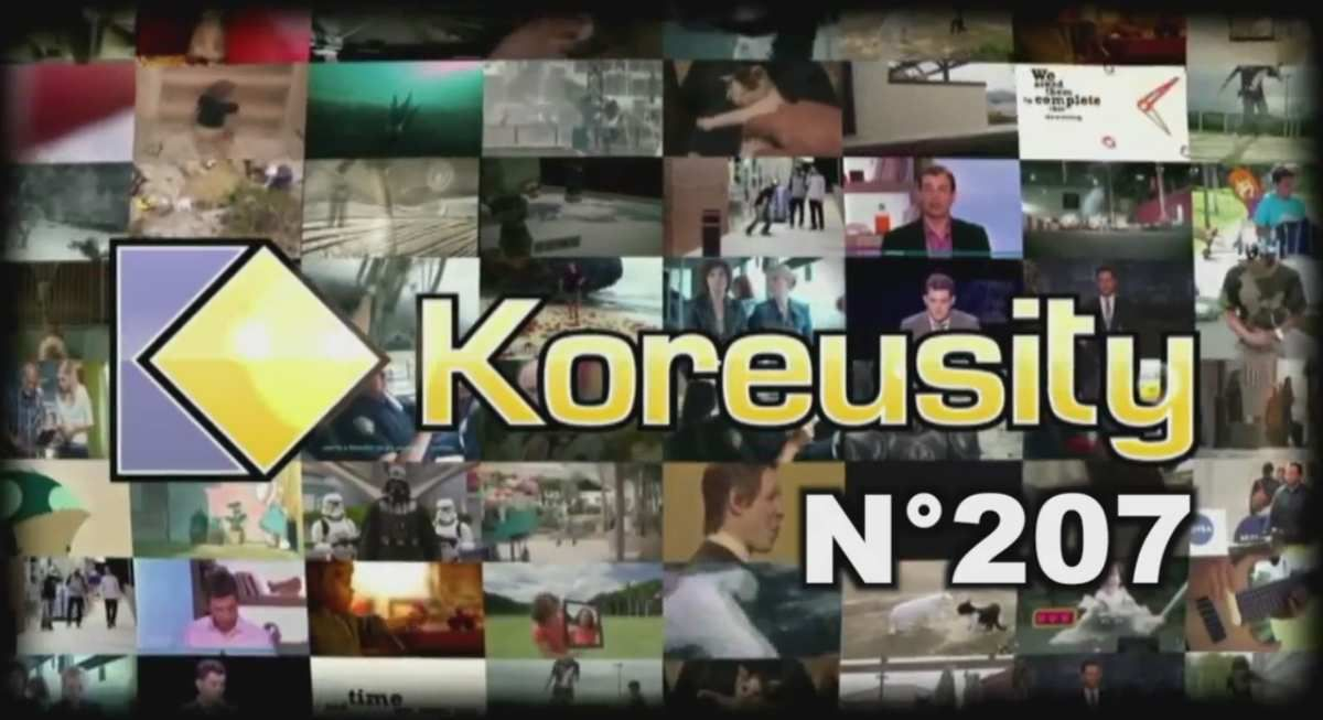 Compilation Koreusity n° 207