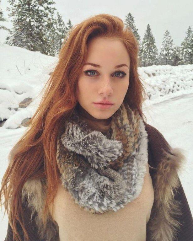 Des jolies et superbes filles rousses (56 Photos)