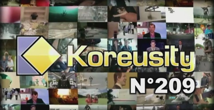 Compilation Koreusity n°209