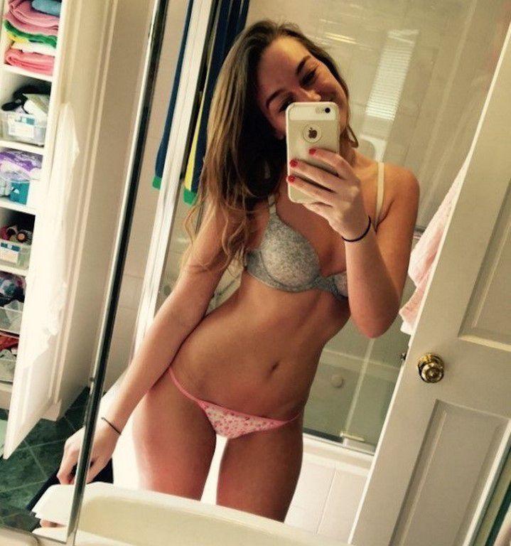 Des selfies de jolies filles (59 Photos)