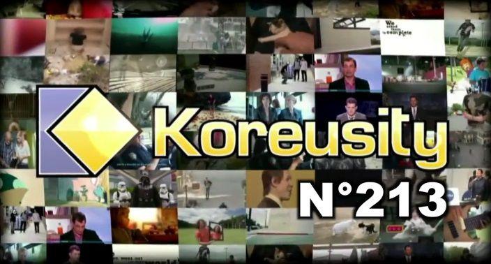 Compilation Koreusity n°213