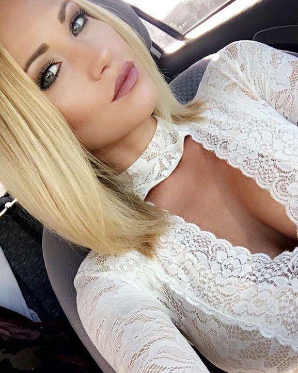 Des selfies de jolies filles (48 Photos)