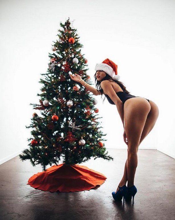 Les Mères Noël sexy (76 Photos)