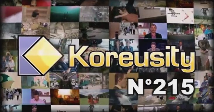 Compilation Koreusity n°215