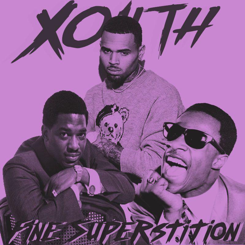 Xouth - Fine Superstition (Chris Brown vs. Stevie Wonder ft. Edwin Starr)