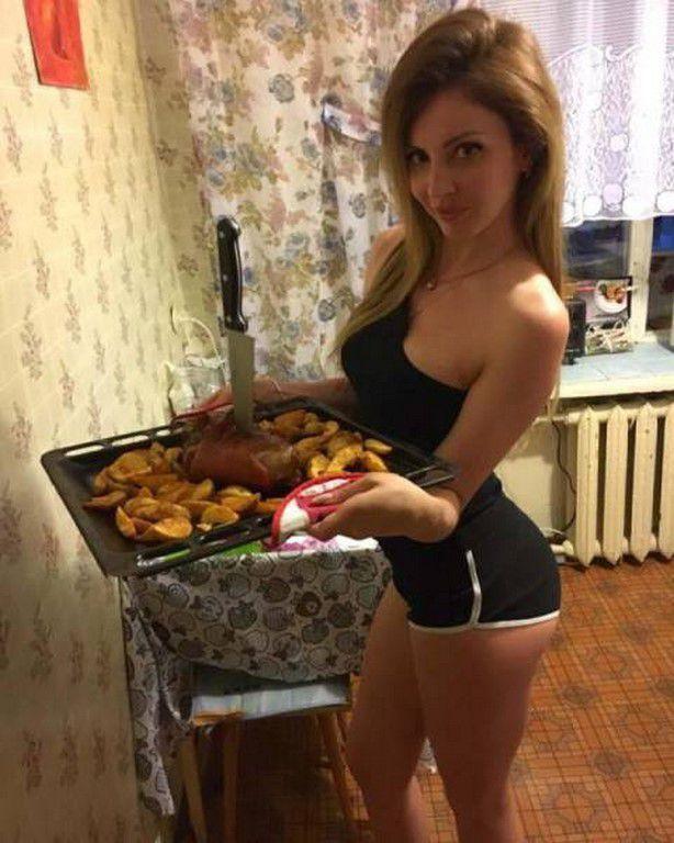 Le bonheur est dans la cuisine (48 Photos)
