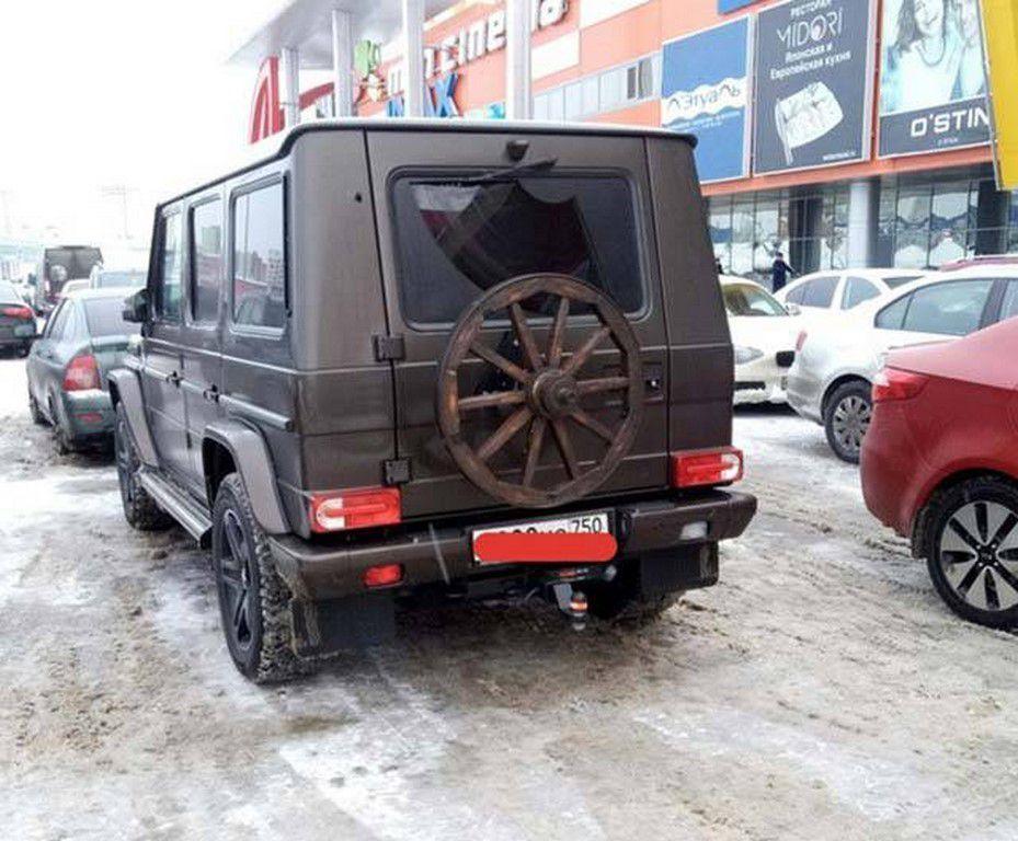 Il était une fois en Russie (37 Photos)