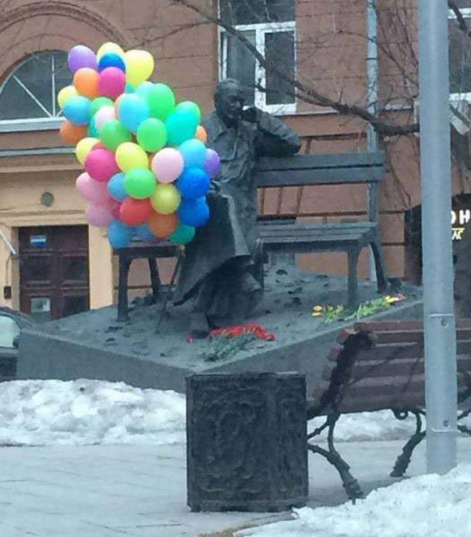 Il était une fois en Russie (43 Photos)