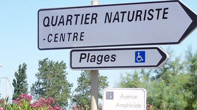 La blague du jour - la première expérience naturiste