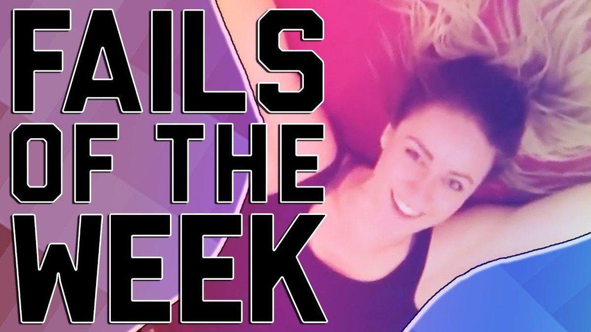 Les plus beaux fails de la semaine 12
