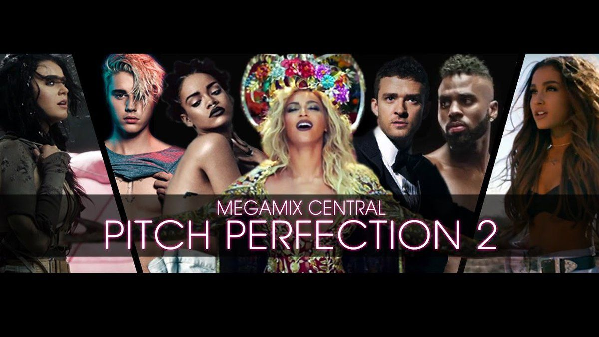 Megamix Central - PITCH PERFECTION 2.0