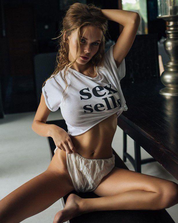 10 bonnes raisons de suivre Angelina Boyko sur instagram