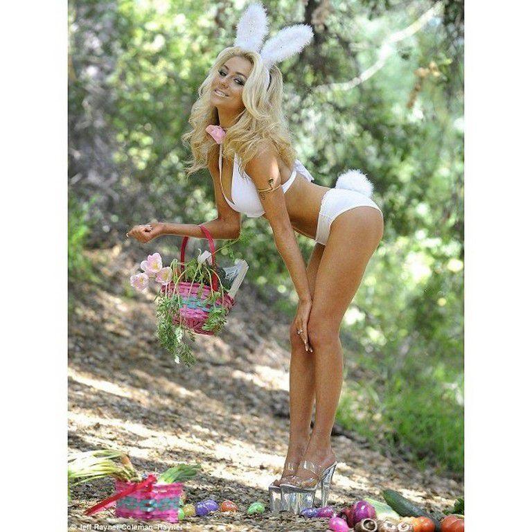 Les lapins les plus Sexy de Pâques (34 Photos + 1 Video)