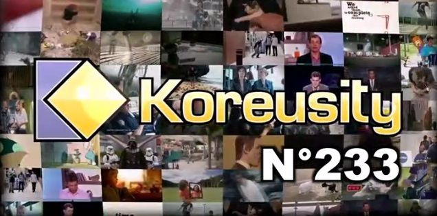 Compilation Koreusity n°233