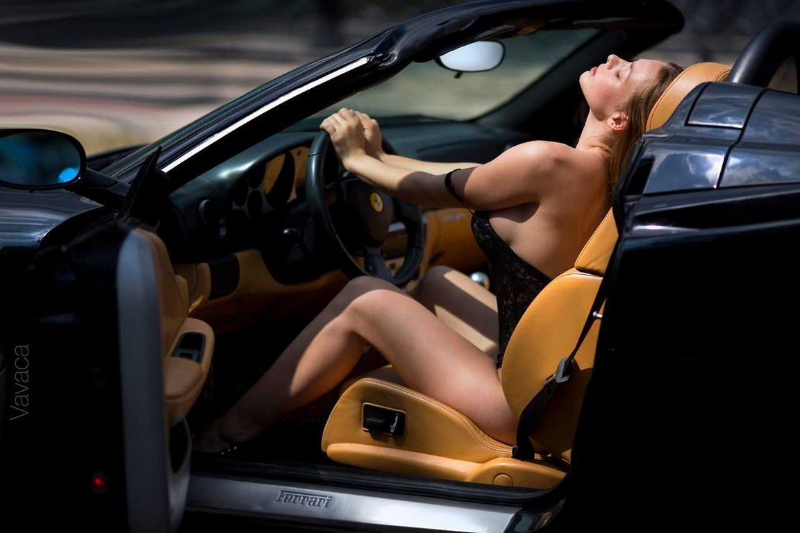 En voiture Simone ! (43 Photos)