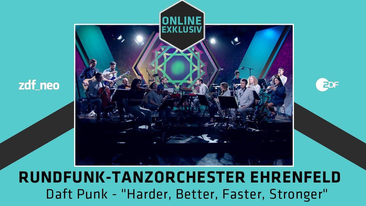 Harder, Better, Faster, Stronger (Rundfunk's cover)