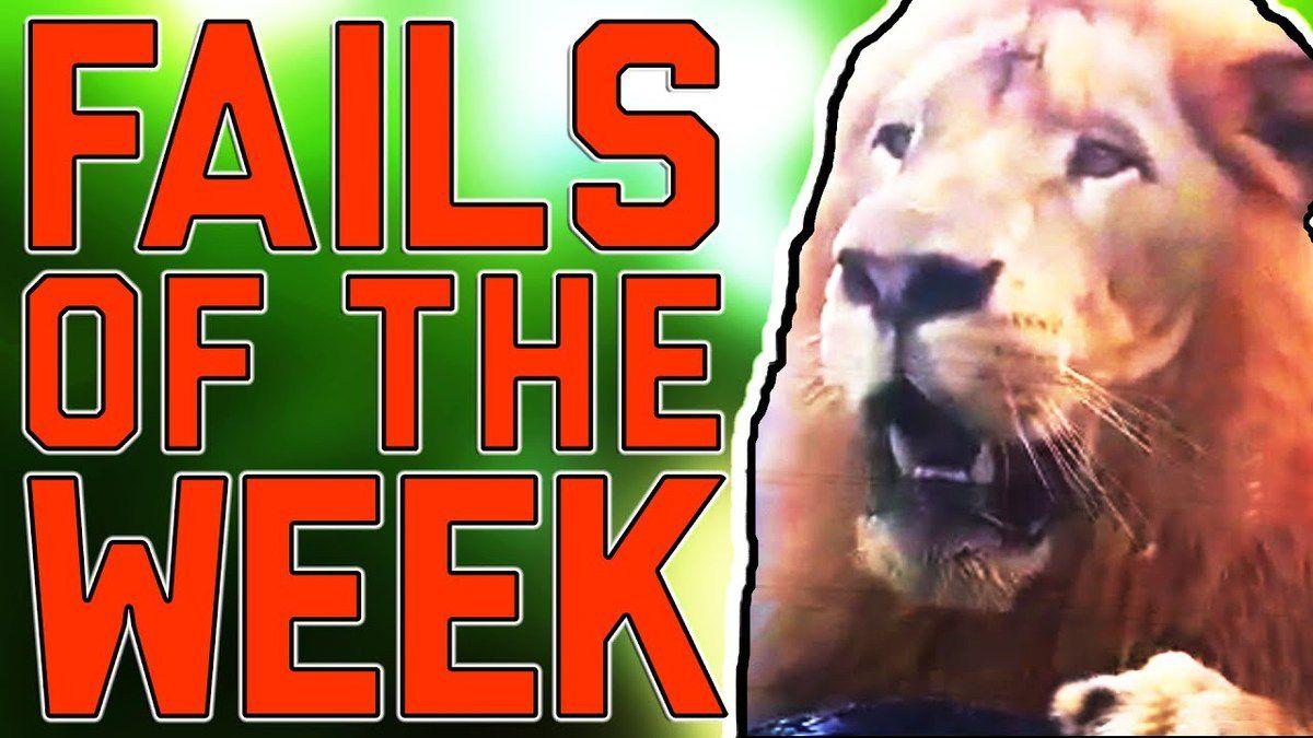 Les plus beaux fails de la semaine 27