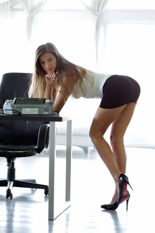 Ces secrétaires qui n'existent pas dans la vraie vie (41 photos)