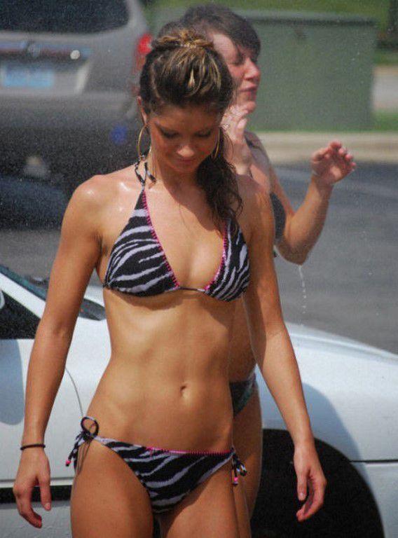 L'été, le bon moment pour laver sa voiture (62 Photos)