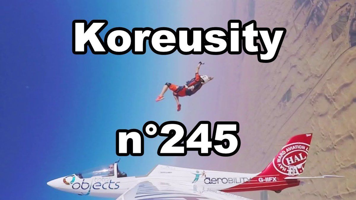 Compilation Koreusity n°245
