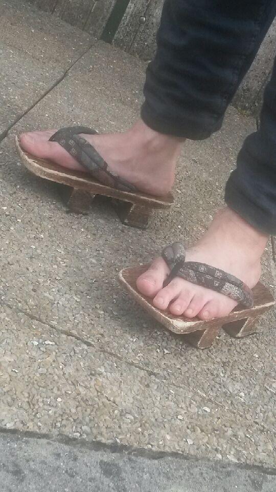Sandales asiatiques Moundji