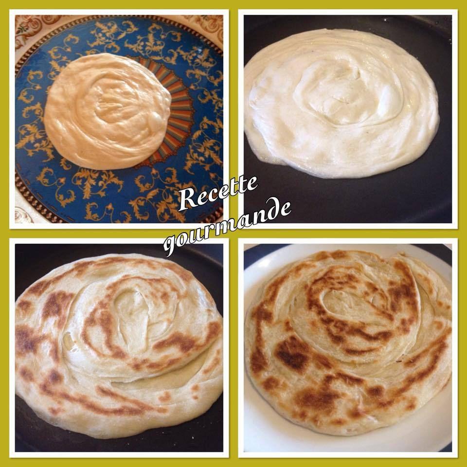 Melaoui crepes ou galette de semoule fine recettes trop gourmandes - Recette crepe gourmande ...