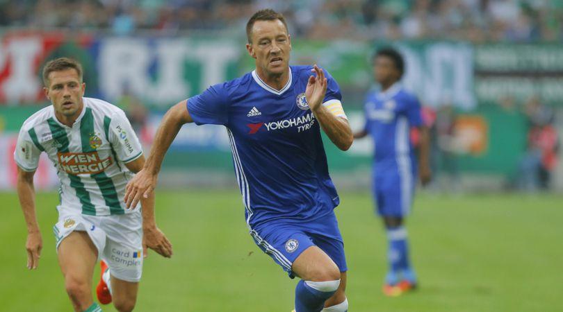 le comte ko Chelsea avec le Rapid Vienne