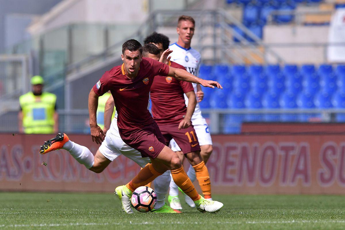 Roma -  l'Atalanta (1-1)