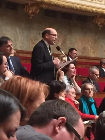 Ma question au gouvernement sur Daesch (le 3 mars 2015)
