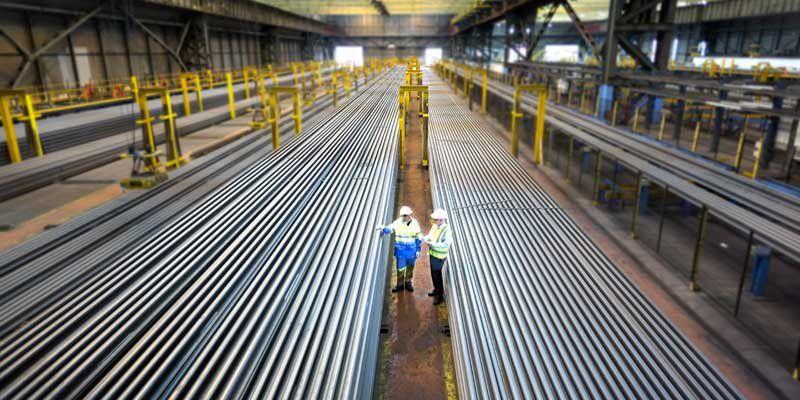 Tata Steel, usine de production de rails : le Ministère de l'Industrie saisi