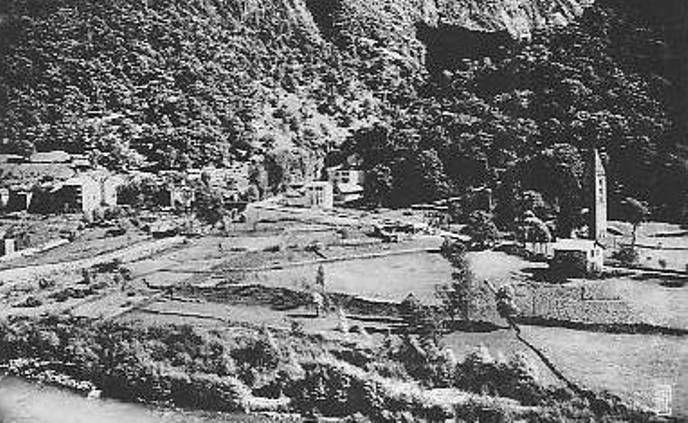 Tinée et Vésubie au fil du temps : Isola village