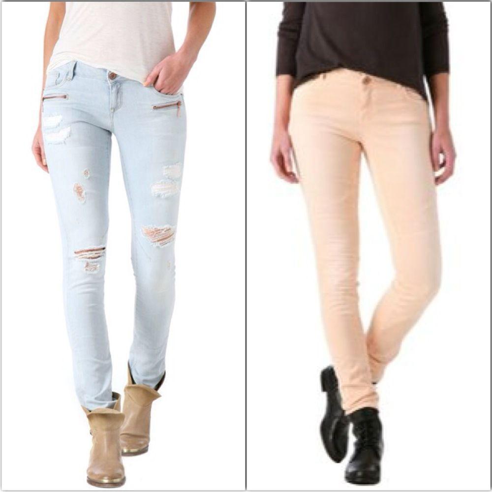 Pantalons skinny Promod