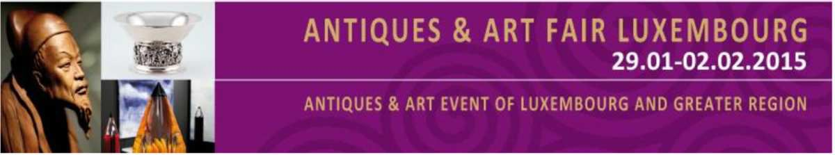 Antiques and Art Fair Luxembourg 2015