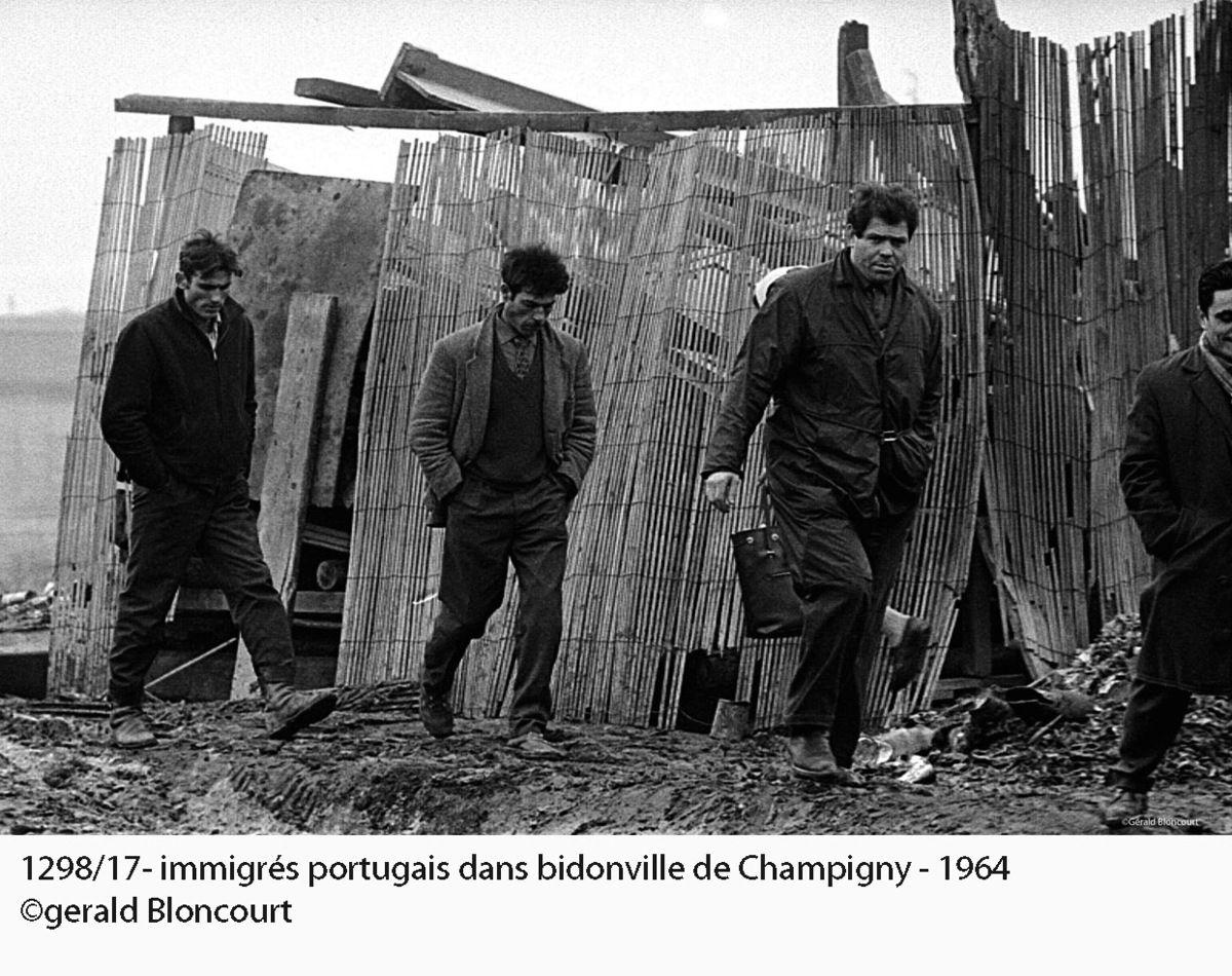 L'IMMIGRATION PORTUGAISE