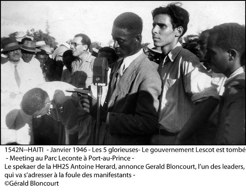 PERSONNALITÉS HAITIENNES